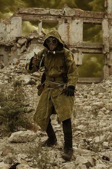 Sobrevivente do apocalipse nuclear