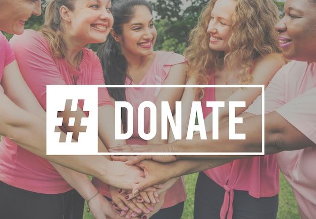 Sobreviventes doam inspirado generosidade dando
