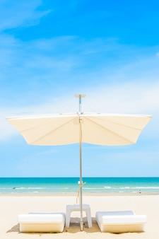 Sol cadeira paraíso de água fundo