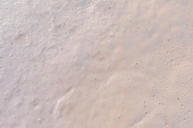 Solo seco cinza