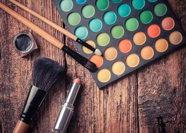 Sombra para maquiagem