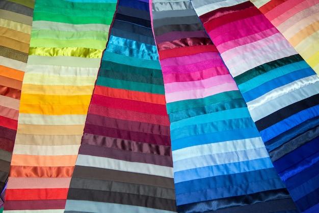 Sombra tecido desiner pattern garment