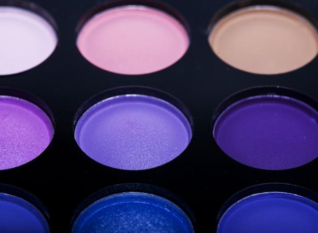 Sombras de maquiagem