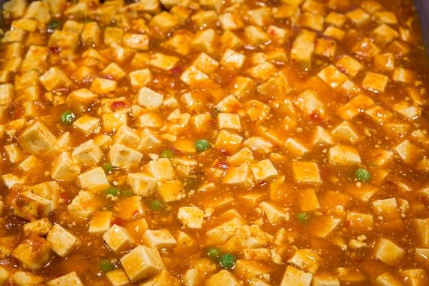 Sopa quente e azeda