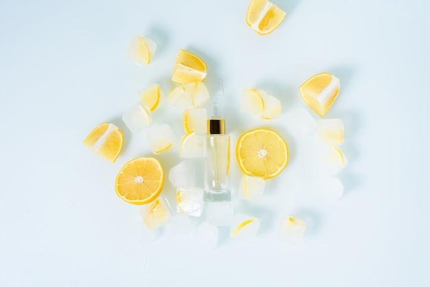 Soro facial com limão