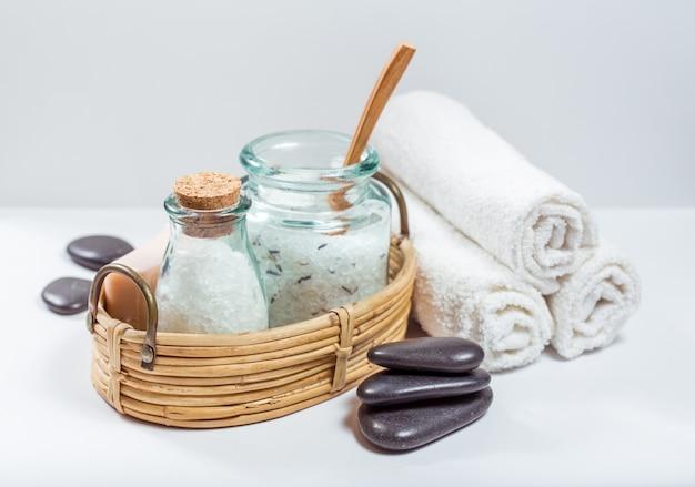 Spa e ambiente de bem-estar