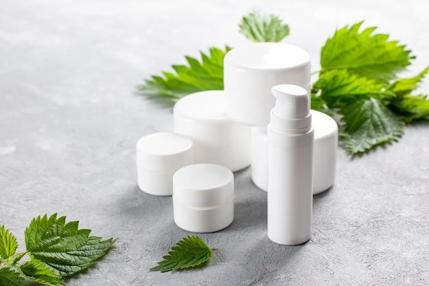 Spa natural, cosméticos à base de ervas