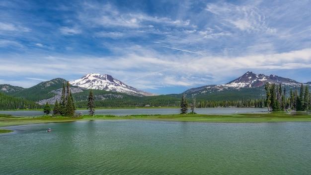 Sparks lake vistas