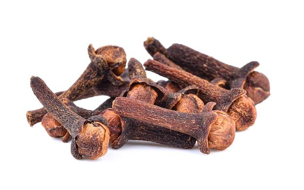 Spice cravo em branco