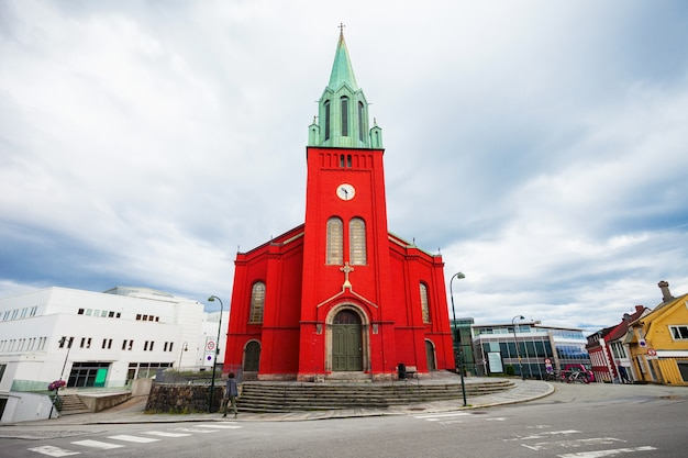 St. petri church ou st. petri kirke é uma igreja paroquial em stavanger, noruega