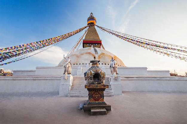 Stupa de boudhanath, kathmandu