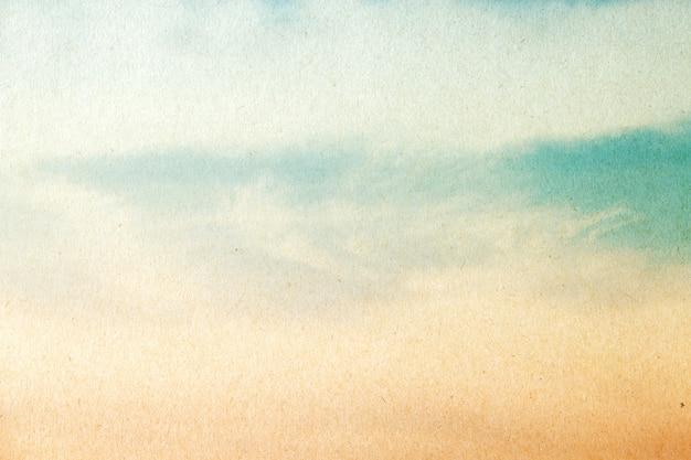 Suave nublado é gradiente de fundo pastel