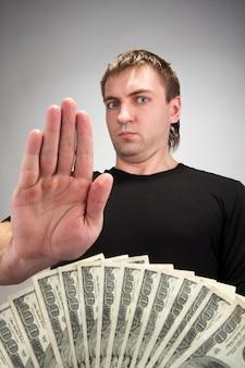 Suborno de dinheiro