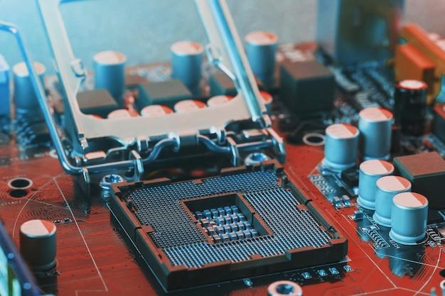 Substituindo o processador central do computador