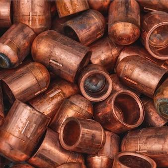 Sucata de cobre de matéria-prima secundária