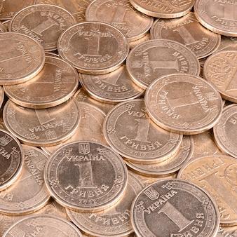 Sucesso financeiro dinheiro ucraniano