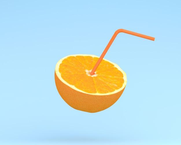 Suco de fatia de limão