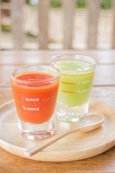 Sucos frescos para dieta
