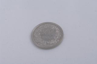 Suíça chf moedas de prata