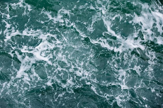 Superfície da água