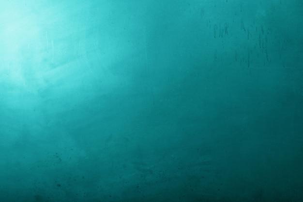 Superfície da parede aquamarine