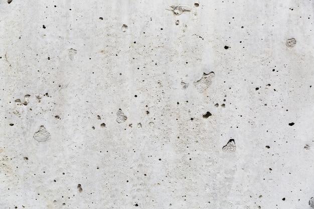 Superfície da parede de cimento