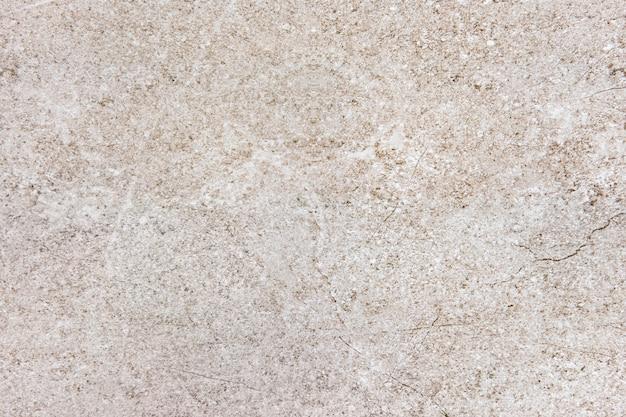 Superfície da parede de concreto pintada