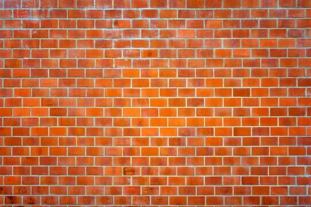 Superfície da parede de tijolo