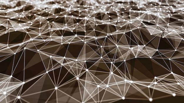 Superfície da rede