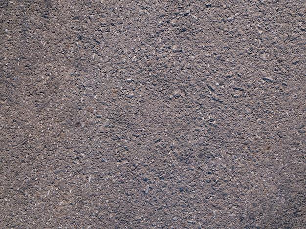 Superfície de asfalto preto ou fundo de textura de estrada