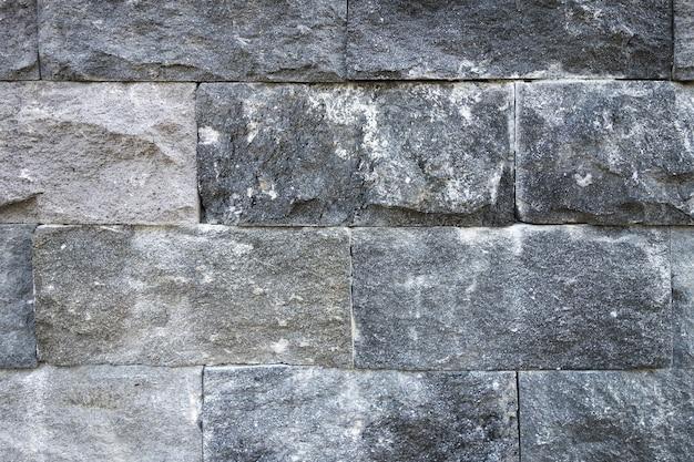 Superfície de bloco envelhecido