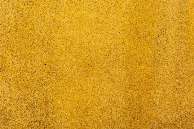 Superfície de cimento amarelo