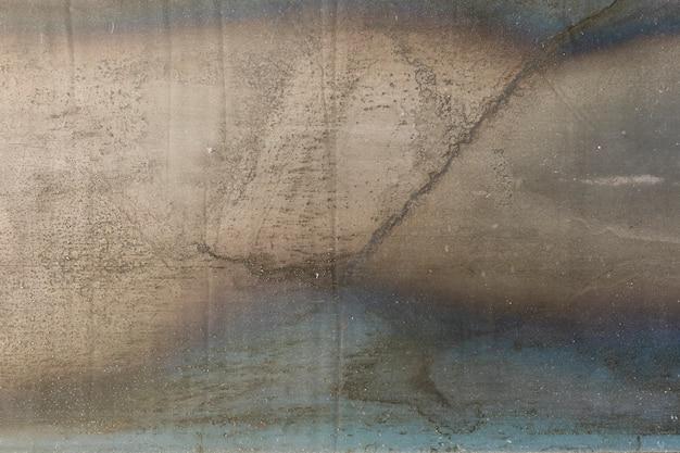 Superfície de cimento com aparência áspera