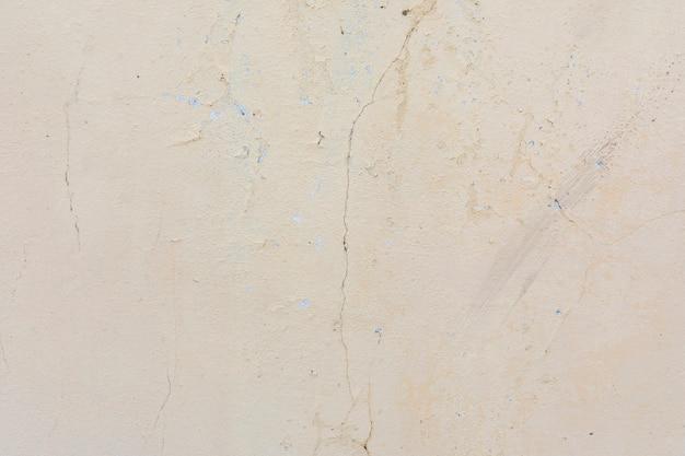 Superfície de cimento com rachaduras
