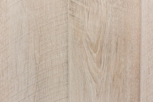 Superfície de fundo de textura de madeira clara com antigo padrão natural