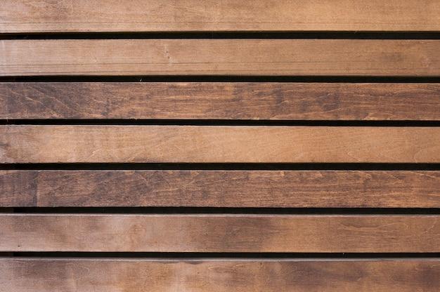 Superfície de fundo de textura de madeira clara com listras horisontal padrão antigo natural