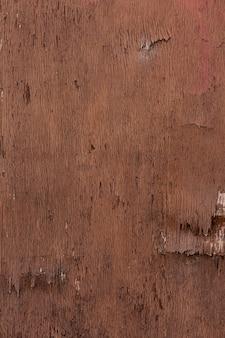 Superfície de lascar madeira retrô