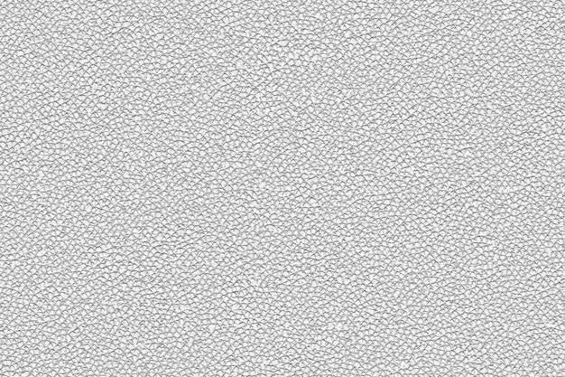 Superfície de luxo premium de textura de couro branco
