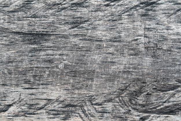 Superfície de madeira cinza close-up. textura de madeira e padrão. espaço cinza