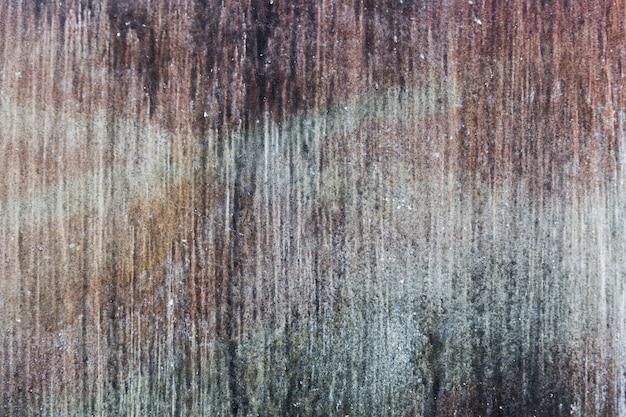 Superfície de madeira com aparência rústica