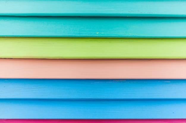 Superfície de madeira de cor