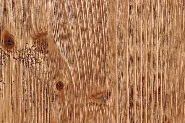Superfície de madeira lacada de natural