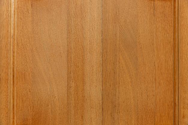 Superfície de madeira marrom. fundo. espaço para texto.