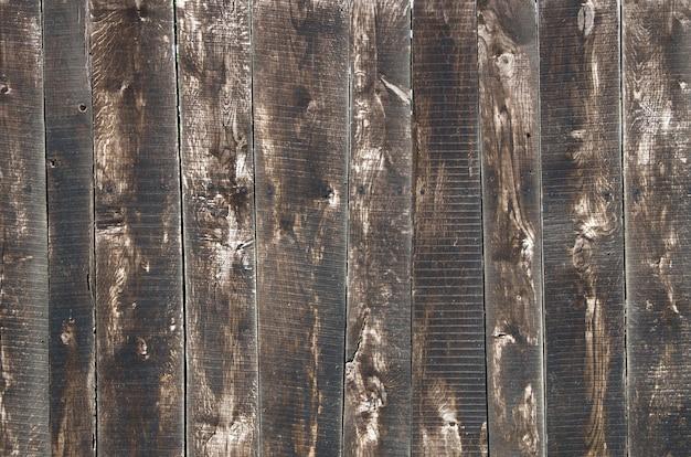 Superfície de madeira marrom