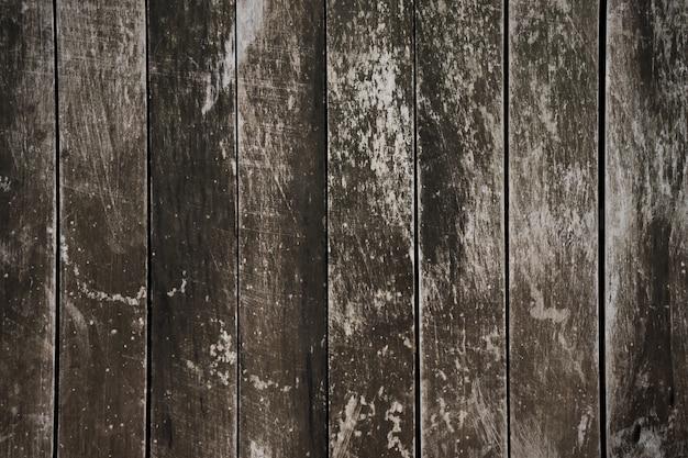 Superfície de madeira rústica envelhecida com um espaço de cópia
