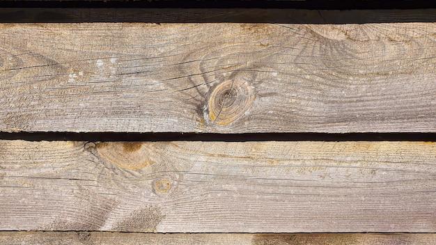 Superfície de madeira rústica velha. placas de fundo e construção.