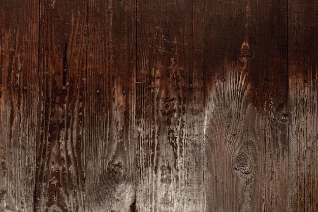 Superfície de madeira vintage desgastada