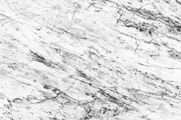 Superfície de mármore branca e azul da textura do teste padrão para o fundo abstrato.