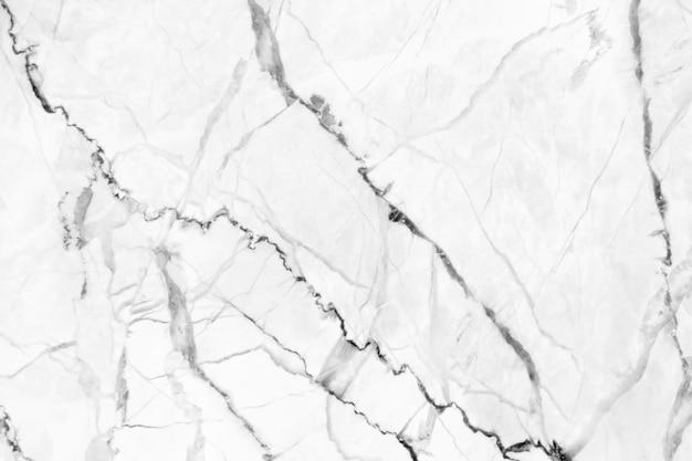 Superfície de mármore branco natural
