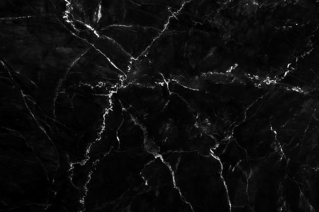 Superfície de mármore preto natural